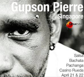 Dance with Gupson Pierre