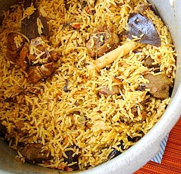 Biryani and Pulao-Farheen Cuisine Academy