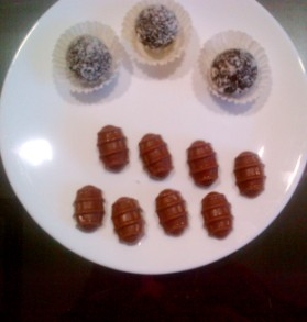 Chocolates by Arora Cooking Classes