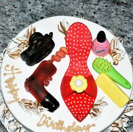 Fondant and Sugarcraft Cakes Sonjuhi Baking Academy