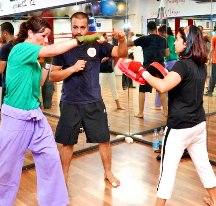 Kickboxing and Muay Thai