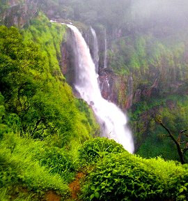 Monsoon magic : Panchgani