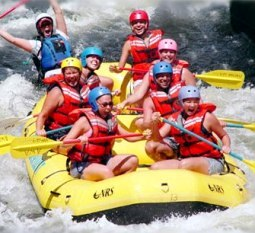 River rafting and Camping at Kolad