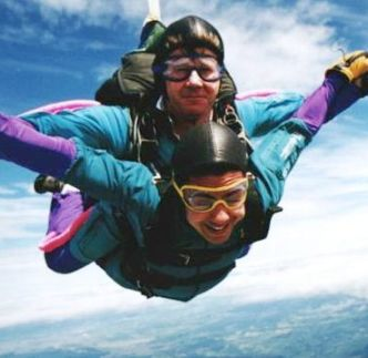 Skydiving Camp - Tandem Jump