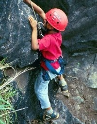 Waterfall Rappelling, Kondane Caves near Mumbai
