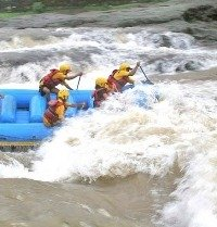 Kundalika Rafting Camp at Kolad Mercury Himalayan Explorations