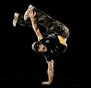 B Boying Salsa India