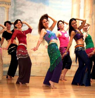 Belly Dancing Classes Arts in Motion