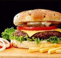 Burgers, Salads & Subs