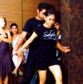 Intermediate Level Salsa Salsa India