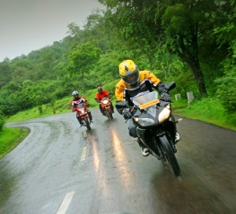 Monsoon Ride