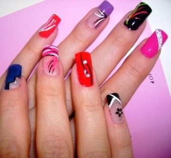 Nail Art Design Classes