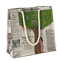 Newspaper Bag and Envelope Making Earthoholics