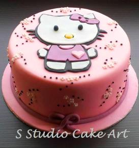 Basic Sugarcrafting Course S Studio Cake Art