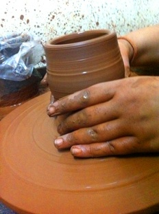 Kindles Pottery Classes